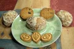 """Вкусные рецепты: Пирог с лавашом """"Голубчик""""., Сырно-шоколадный торт, Японский салат"""